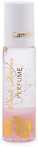 Camille Beckman Perfume Roll On, Camille, 0.3 Ounce