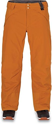 Dakine Men's Smyth Gore-Tex 2L Pants, Ginger, XL