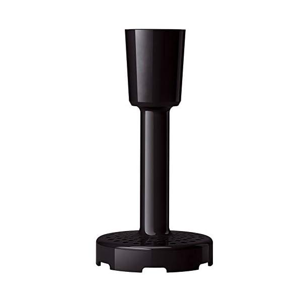 Electrolux ESTM3400 Love Your Day Collection Frullatore ad Immersione, 2 Velocità, 600 W, 0.6 Litri, Plastica, Nero 7