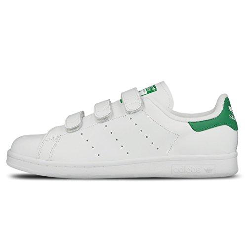 (アディダス) adidas STAN SMITH CF スタンスミス メンズ レディース S75187 ホワイトグリーン
