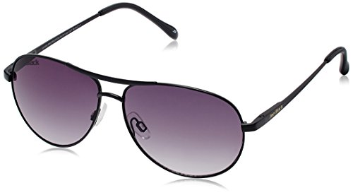 Joe Black Classic Aviator Sunglasses - Black Glasses Joe