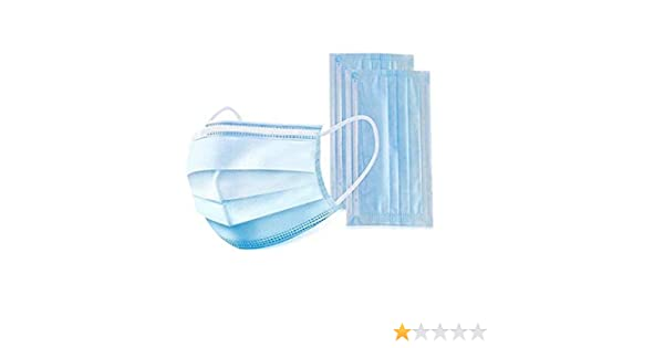 disposable masks for germ protection prime