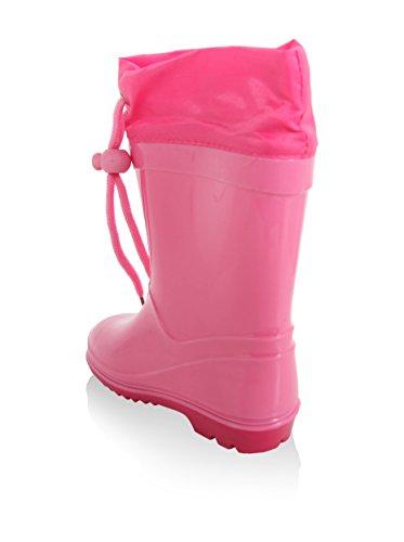 Bottes de pluie pour Fille DISNEY 860-008 ROSA