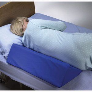 "Skil-Care 30 Degree Bed Wedge- 7"" x 12 x 34"", Smooth surface, Single"