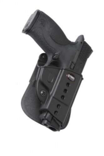 Details for Fobus Roto Evolution Series RH Paddle SWMPRP S&W M&P 9mm, .40, .45 (compact & full size), SD 9 &40 by Fobus