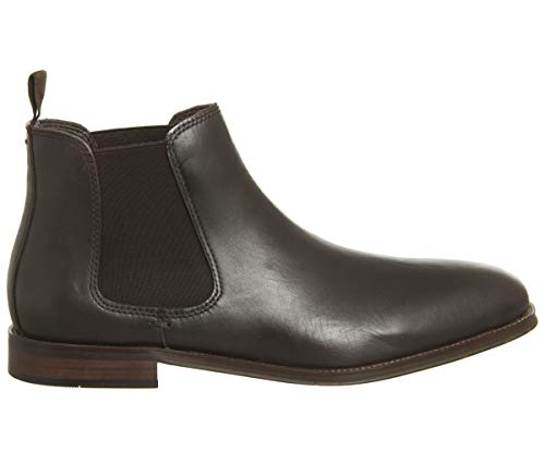 Office Chelsea Imbark Boots Choc Leather Aq8ARx