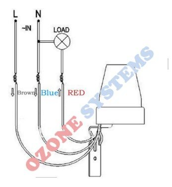 313il2at0vL original ozone systems day night light ldr sensor dusk dawn auto wiring diagram for day night switch at webbmarketing.co