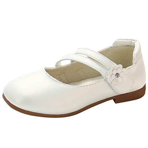 - ChainSee Toddler/Little Kids Princess Uniform School Flower Girls Princess Party Shoes Sandals