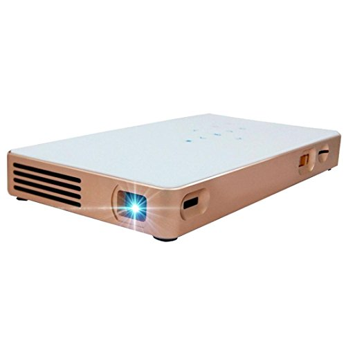 euone-dlp-mini-projector-home-theater-hd1080p-mobile-intelligent-projector-gold