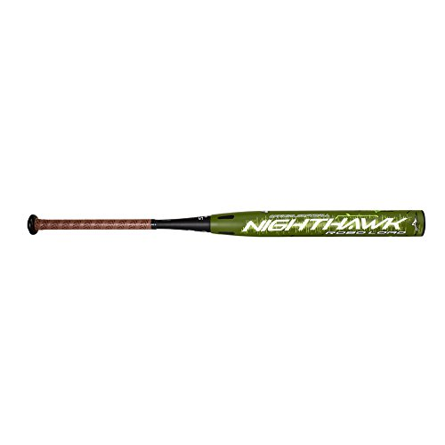 Mizuno 340457.4190.01.3426 2018 Nighthawk Slow Pitch End Load (Dual Stamp) -8 Forest-Black