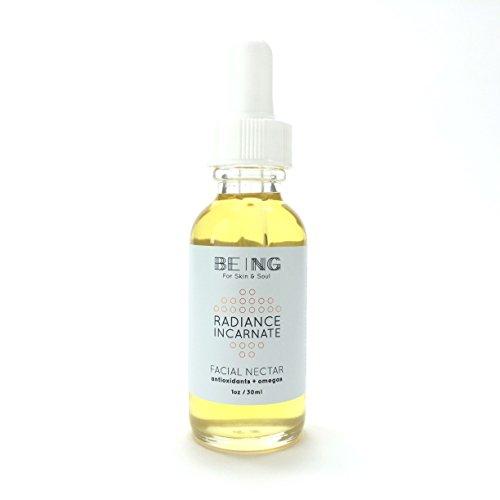 BEING-Radiance Incarnate Organic Moisturizing Facial Serum by BEING
