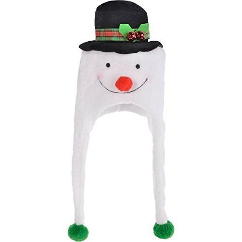 Amscan Snowman Fabric Laplander Hat | Christmas Accessory for sale  Delivered anywhere in USA