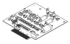 Circuit Board ('A' Box ) for A-dec ADB203