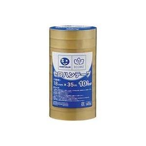 生活日用品 B639J (業務用50セット) 生活日用品 セロハンテープ18mm×35m10巻 B639J B074MMK1H7 ×50セット B074MMK1H7, 汁なし担々麺専門店揚揚:606b4220 --- elmont.su