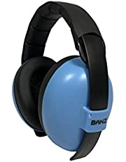 Banz Earmuffs Infant and Baby Hearing Protection, Blue