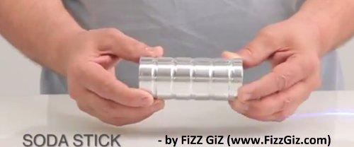 Fizz Giz SS 2 Soda Stick product image