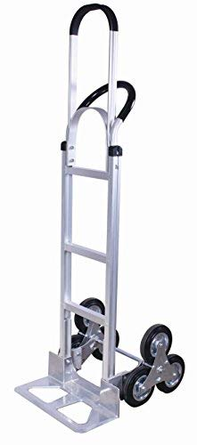 Tyke Supply Stair Climber Aluminum Hand Truck Commercial Quality by Tyke Supply