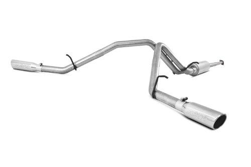 MBRP S5066AL Aluminized Dual Split Side Cat Back Exhaust ...
