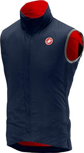 Castelli Elemento Lite Vest - Men's Dark Infinity Blue, XL ()