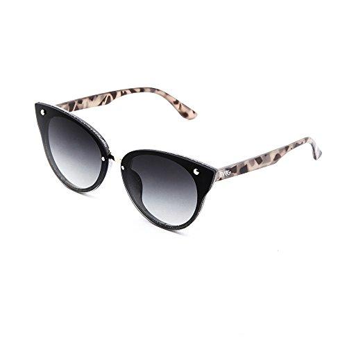 de Pattern Gafas degradadas FRIDA sol espejo mujer TWIG Negro AdqwpzPd