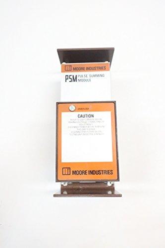 MOORE INDUSTRIES PSM/2X5-25V/W/117AC-RF Pulse SUMMING Module D619631