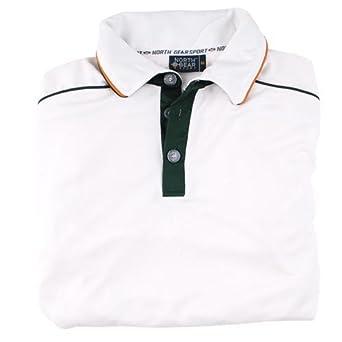 North Gear - Camisa - para niño Blanco Blanco 6 años: Amazon.es ...