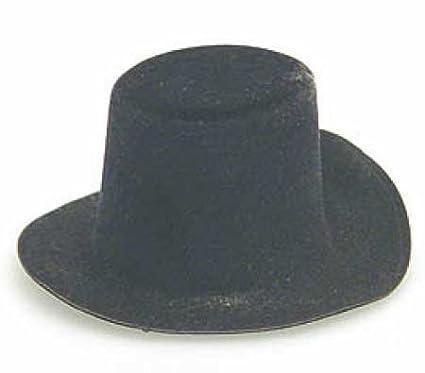 af5002d5150 Amazon.com  Darice 12767 Felt Black Top Hat