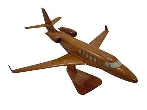 G150 Mahogany Wood Desktop Aircraft Model from TESAUT MODELS