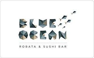 Blue Ocean Robata & Sushi Bar Gift Card (Blue Ocean Sushi)