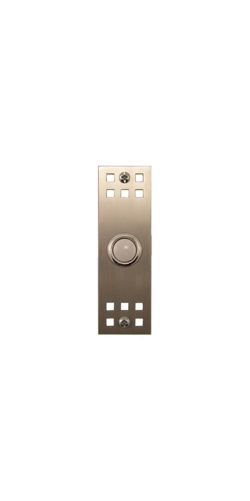 Craftsman Stainless Steel Doorbell