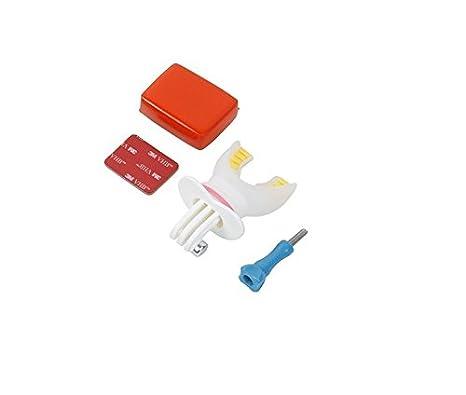 mcHD Soporte de boca/ mouth mount para GoPro 4/3+/3/2/1: Amazon.es: Electrónica