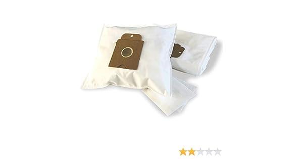 10 bolsas para aspiradora Ufesa Mini Mousy, bolsas con filtros (+ ...