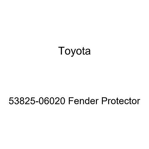 Genuine Toyota 53825-06020 Fender Protector