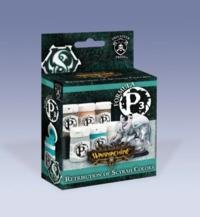Privateer Press Formula P3 Retribution Colors Model Kit (Privateer Press Paint Set compare prices)