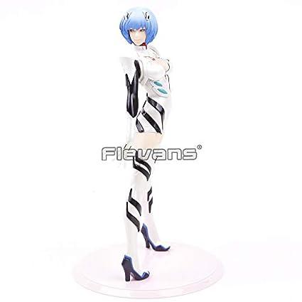 Amazon.com: 25cm (9.8 inch) Neon Genesis Evangelion Figure ...