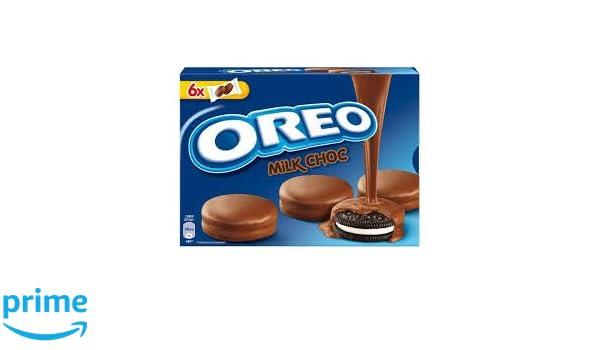 Oreo galletas bañadas en chocolate con leche 246 gr.: Amazon.es: Alimentación y bebidas