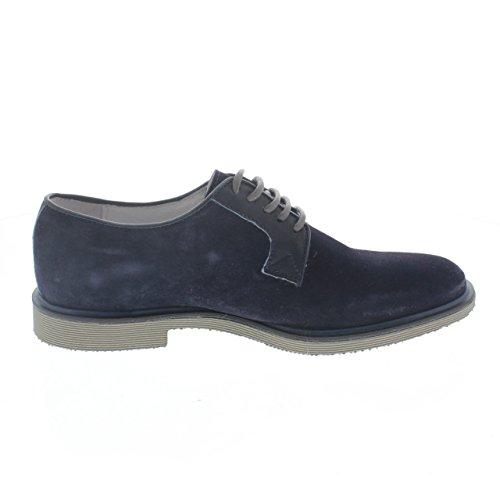 Cafenoir RB613 Lace-up heels Man blu - 2253 BLU