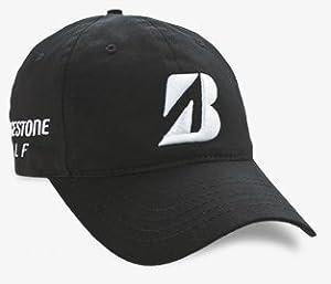 Bridgestone Tour Relax Cap (BLACK) Couples Collection B330 Golf Hat
