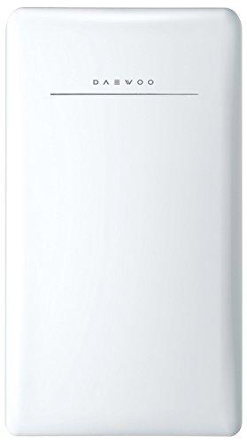 Daewoo Retro Compact Refrigerator, 4.4 cu.
