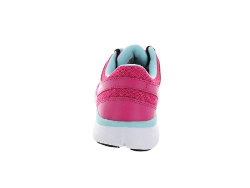 Nike Flex Erfaring Run Rosa / Sorte Damer Joggesko Sterk Rosa / Svart / Glcr Ic / Hvit