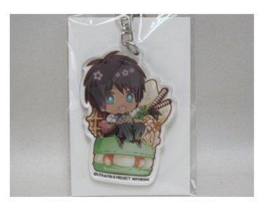 Uta no Prince sama Animate DVD Purchase Bonus Acrylic Key Chain Aijima Cecil (Costume Store Near My Location)