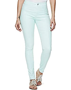 GUESS High-Rise Yoga Jeggings