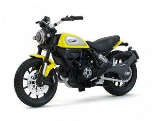 Buy Maisto Ducati Scrambler Diecast Model Motorcycle Online At Low