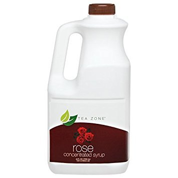 Tea Zone 64 oz Rose Syrup