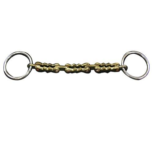 Cyprium Mouth - Intrepid International Loose Ring Cyprium Mouth Mule Bit