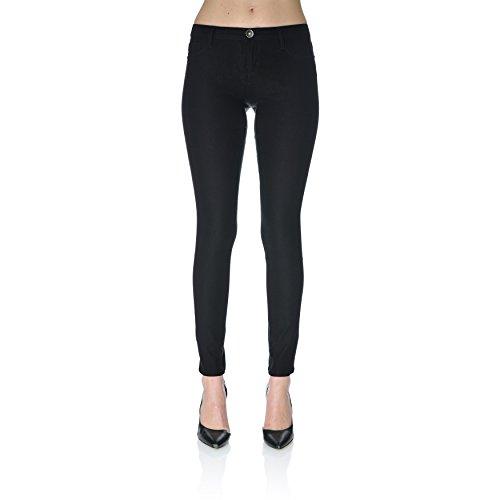 Elite jeans Super Soft Skinny Plus Size Pants (P8018X-01-14) - Elite Denim