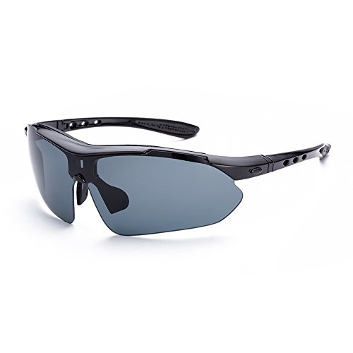 HMILYDYK Mens Sunglasses Aviator UV Rays Protection Lenses Designer Fashion Outdoor Sports Baseball Golf Glasses - How Fit Your Face Sunglasses Should
