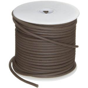 14 Ga. Brown Abrasion-Resistant General Purpose Wire (GXL) - (50 feet)