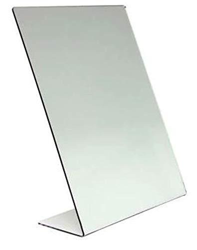 """Plexi Shoe Floor Mirror 12"""" Wide X 18"""" High"""