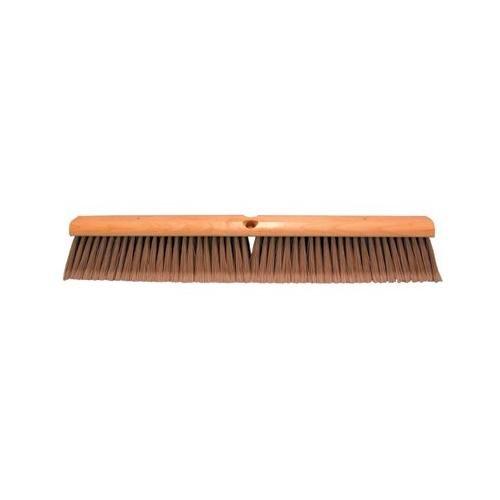 No. 37 Line Floor Brushes - 18'' floor brush w/m60 2d04b1d flagged pla